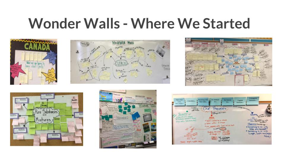 Wonder Wall images